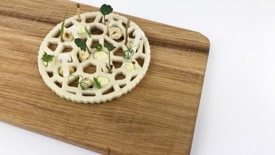 Photo of byFlow Top Chef to open first high-end restaurant in the Netherlands with 3D printed food on the menu