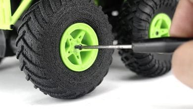 Photo of TreeD's newest 3D printing filament PNEUMATIQUE is made from recycled rubber tires