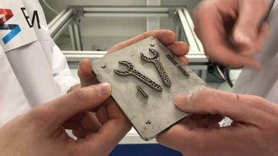 Photo of German BAM institute 3D prints a metal tool in zero-gravity