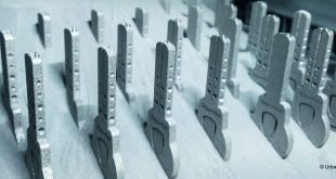 Urban Alps' metal 3D printed Stealth Key goes large-scale industrialization