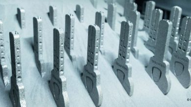 Photo of Urban Alps' metal 3D printed Stealth Key goes large-scale industrialization