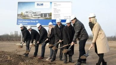 Photo of SLM Solutions moves to new €25M headquarters in Eastlandring