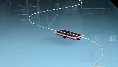 """Photo of Fleet of 3D printed autonomous """"Roboats"""" could service cities on water, reducing road traffic"""