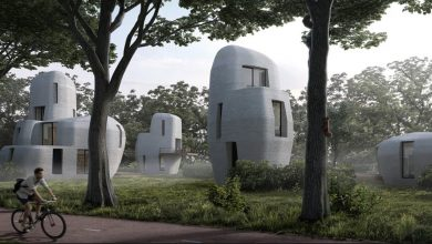 Photo of Project Milestone will build five 3D printed occupied houses in Eindhoven this year