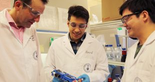 U of T's handheld 3D skin printer could revolutionize wound treatment and burn care