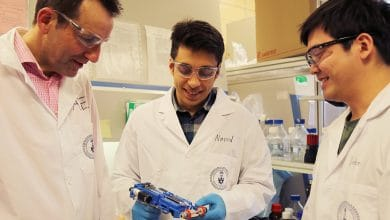 Photo of U of T's handheld 3D skin printer could revolutionize wound treatment and burn care