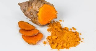 Turmeric improves bone regeneration properties of 3D printed ceramic bone implants up to 45%