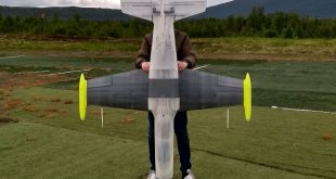 Awesome 1:6 scale 3D printable jet model available on Cults for $30 | video