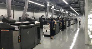 HP opens new production-grade Guangdong Lanwan 3D printing center in China