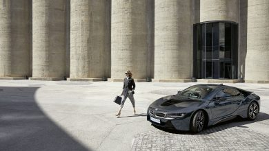 Photo of PROJEKT SAMSEN 3D prints sustainable eyewear for new BMW i Collection