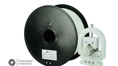 Photo of Nexeo Solutions to distribute Polymaker industrial grade 3D printing filaments globally