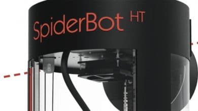 Photo of New SpiderBot V4.0 HT delta to support low-cost PEEK and PEI 3D printing