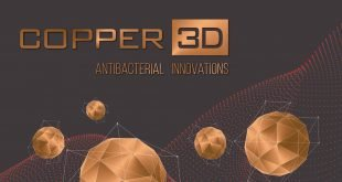 Chilean startup Copper3D launches antibacterial filament for medical 3D printing applications
