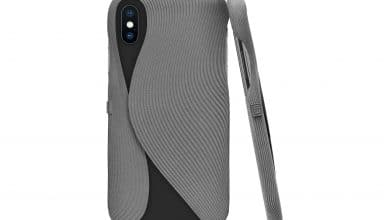 Photo of Freshfiber's 3D printed Fold Case for iPhone X protects your smartphone in style
