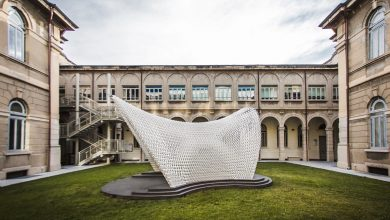 Photo of ACTLAB unveils bio-inspired, 3D printed Trabeculae Pavilion
