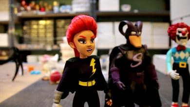 Photo of Stoopid Buddy Stoodios: behind the scenes 3D printing of SuperMansion's third season