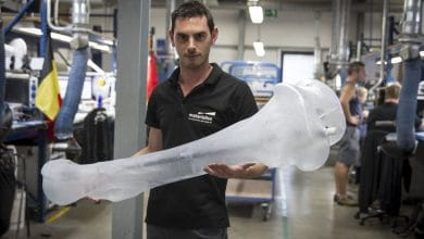Photo of Materialise to 3D print life-size mammoth in biggest SLA project ever
