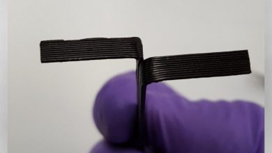 Photo of ORNL develops sustainable plant-based 3D printing material with superior layer adhesion strength