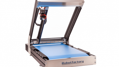 Photo of Robot Factory introduces new Sliding-3D printer with 'infinite' build surface