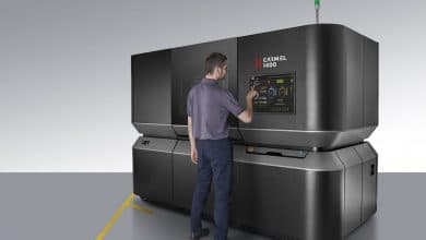 Photo of KU Leuven installs XJet Carmel 1400 3D printer for ceramics