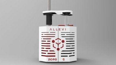 Photo of Allevi develops ZeroG extruder for bioprinting in space