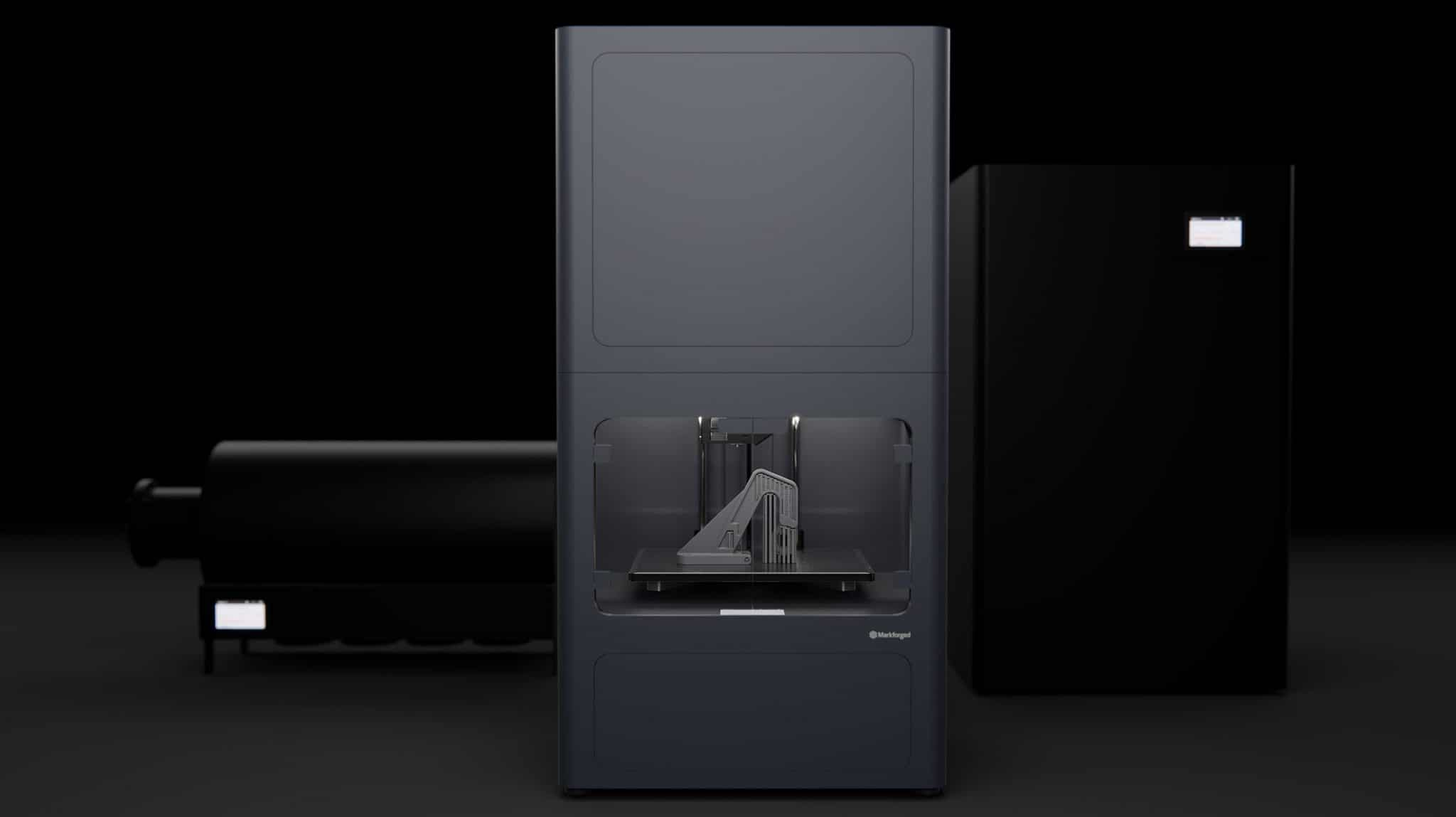 Desktop Metal Markforged litigation