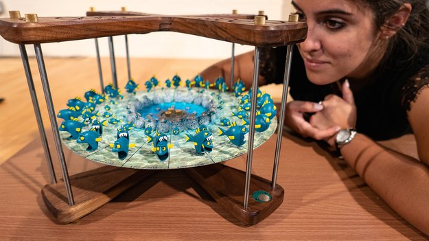 4 mation amazing 3d printed zoetrope animations hit kickstarter