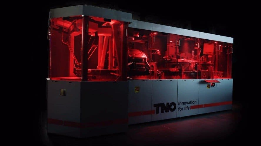 The TNO developed systems at the heart of the Autodesk AMSYSTEMS partnership