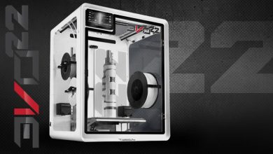 Photo of Airwolf 3D's new EVO 22 3D prints parts over 55 cm tall