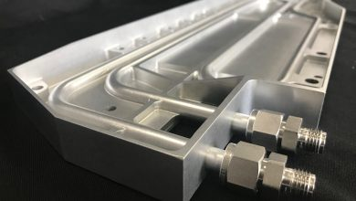 Photo of Fabrisonic and NASA 3D print interplanetary heat exchangers