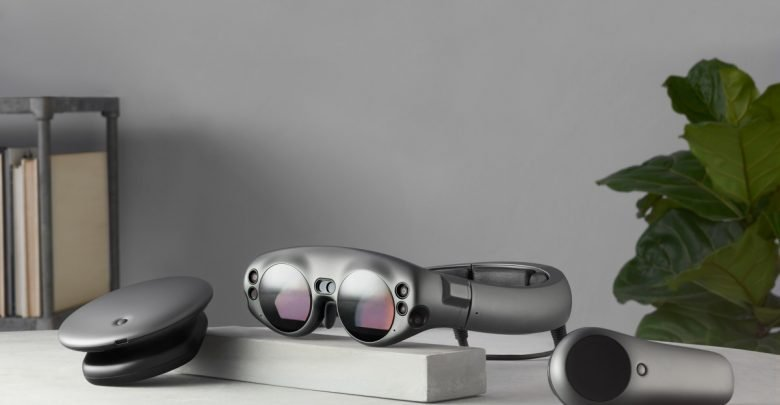 Photo of Magic Leap One mixed reality visor now available