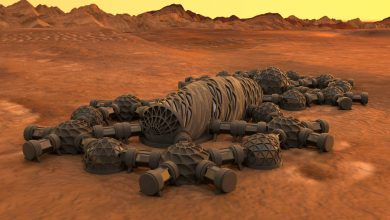 Photo of Autodesk and NASA 3D print and test Mars-bound habitats