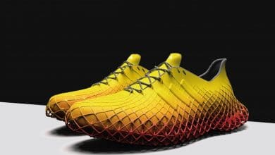 Photo of 3D printed Adidas concept shoe mimics running on sand for resistance training