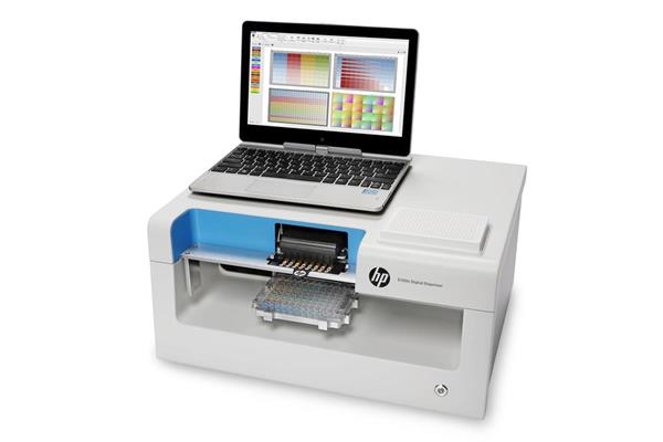 HP bioprinters CDC