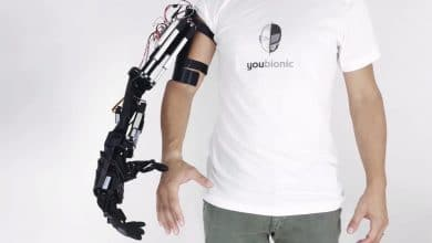 Photo of YouBionic reveals most advanced 3D printed robotic arm yet
