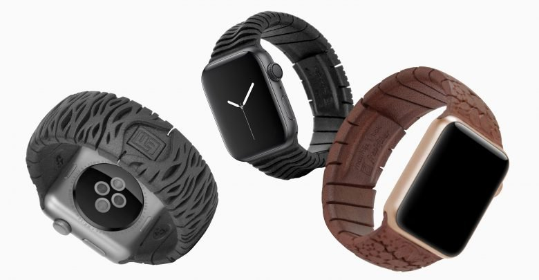 Apple Watch band Freshfiber