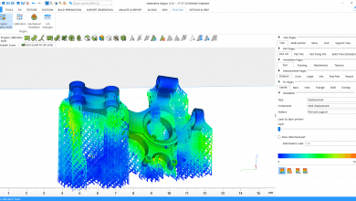 Photo of Materialise integrates simulation software for production environment