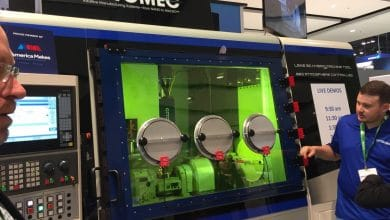 Photo of Optomec releases pure copper DED additive manufacturing process