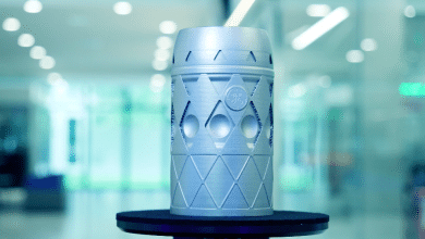 Photo of Watch GE Additive 3D print an Oktoberfest beer stein