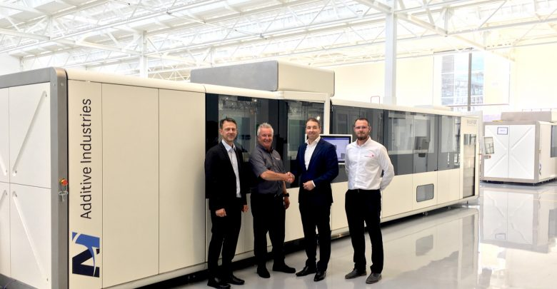 Laser Lines Additive Industries