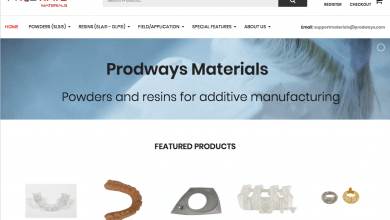 Photo of Prodways Materials launches new e-commerce website