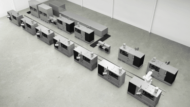 Photo of A new Digital Metal vision for automated AM production using metal binder jetting