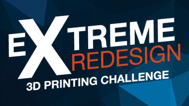 Photo of The Stratasys Extreme Redesign Challenge 2019 edition is now taking entries