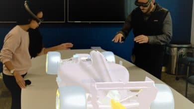Photo of Onshape teams up with Magic Leap for new spatial computing CAD app