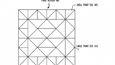 Photo of Apple secures patent for triangular tessellation 3D printing method