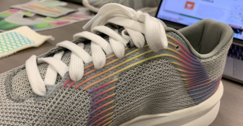 ca0b3ff658 Closing the 3D printed shoe circle with mass customized uppers - 3D  Printing Media Network