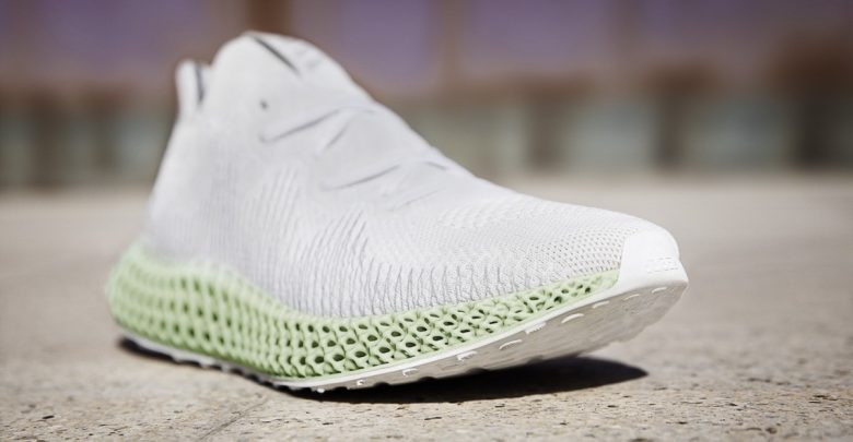 size 40 ff861 d4405 Adidas launches new ALPHAEDGE 4D FW18 3D printed sneaker - 3D Printing  Media Network