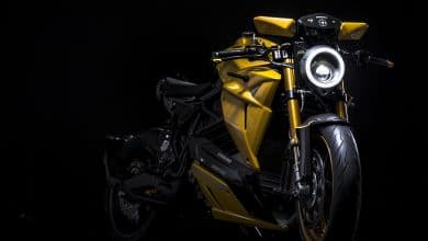Photo of Energica's Bolid-E electric motorcycle integrates 3D printed components by CRP