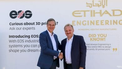 Photo of Etihad Airways pursues 3D printed aircraft interiors with EOS partnership