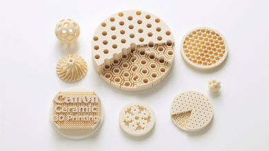 Photo of Canon announces SLM ceramic 3D printing technology and new material